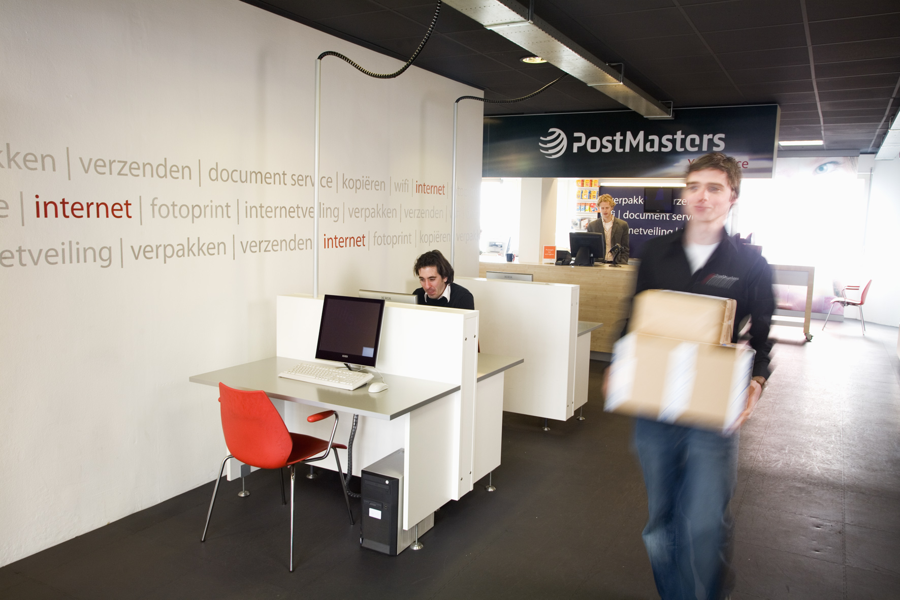 PostMasters Express